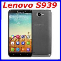 WCDMA 2100MHz 6 inch phone - Original Lenovo S939 Octa Core phones MTK6592 GHz inch x720 GB RAM GB Android GPS WCDMA Dual SIM