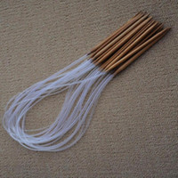 tool sets circular knitting needles - Free Shippng Needlework Bamboo Circular Knitting Needles