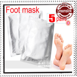 Wholesale Hot pairs Exfoliating Foot Mask foot care mask foot care health car