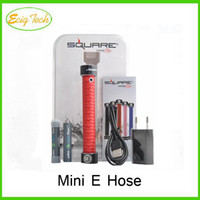 Single Black Plastic Mini e hose like electronic hookah shisha pen smaller than e hose with new fashionable design e hose mini hookah Gift kits