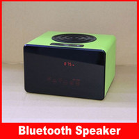 blue tooth - NFC HIFI mini bluetooth speaker led wireless stereo portable dancing speakers USB sound box blue tooth boombox super bass