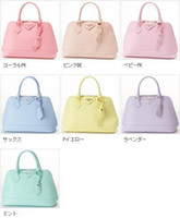 Totes Women Plain 2015 New Arrival Women's Totes Samantha Vega Japanese Stylish Candy Colors Shoulder Bags Shell Bags 7 Colors Drop Shipping OL Handbags