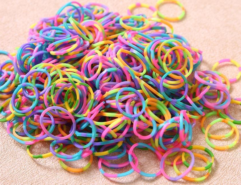 Tie Dye Loom Bracelet Rainbow Loom Tie Dye Rubber