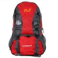 Wholesale 40L Mountain Hiking Backpack Waterproof Outdoor Camping Shoulders Bag Travel Bag DLA019