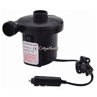 Wholesale New Arrival V AC Electric Air Pump For Airbed Car Boat Toy Inflator Deflator