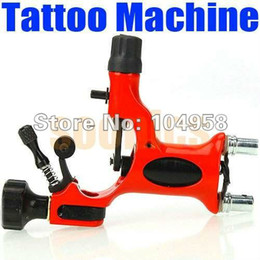 Wholesale Dragonfly Adjust Firefly Shader Liner Rotary Tattoo Machine Gun Motor Kit supply amp Drop Shipping