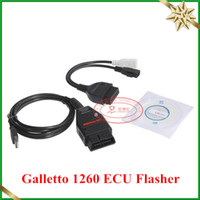 Code Reader For BMW Launch Nice Quality Galletto1260 ECU Chip Tuning Tool OBD Flasher Galletto 1260