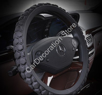 Wholesale Fashion New Anti skid Tire tread pattern Desgin Message Steering Wheel Cover cm RUICH