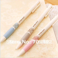 Wholesale Fresh look ball pen Ball point pen mm refill office supply Good quality SS