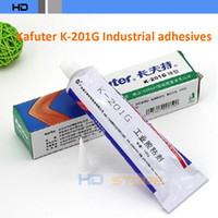 Plastic Other Adhesives Yes Kafuter K-201G screw fastening adhesive Industrial Adhesive Electronic components Locking glue Permeability No corrosion 100g