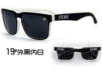 PC spy glasses - Mens Sun Glasses Black Lens Mens Design Sunglasses Story SPY style KEN BLOCK HELM Cycling Sports Sunglass Mix Color Best Ken Block