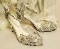 Wedding Heels High Heel 2014 Fashion New Silver Bowtie Woman Wedding Shoes Fashion Woman Bridal Shoes Lady Rhinestone Party Prom Shoes High Heel Shoes