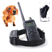 Wholesale New M Waterproof Rechargeable Multi dogs Training System Collar For Dogs PD B