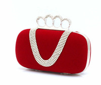 banquet outfits - Spot new dinner banquet ring package bag handbag late outfit bag