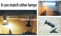 Bowls & Feeding Anole & Chameleon CB018956# Hot Sale 220V 100w 150w Chick Pet Reptile Tank Tortoise Lizard Far Infrared Ceramic Heated Heat Lamp B2 CB018956