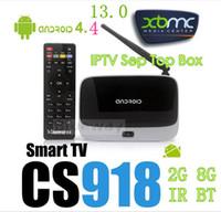 Wholesale MK888 K R42 CS918 Android TV Box RK3188T Quad Core G G Mini PC RJ USB WiFi XBMC Smart IPTV Media Player