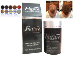 Wholesale Future Keratin Building Styling Hair Loss Products for Women Men Suddenly Thickening Thinning Remedies Spray Refill g color