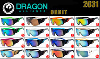Wholesale 16 colors AAA quality factory price cycling sport sunglasses Colorful Dragon DRAGON ORBIT fashion sunglasses CE