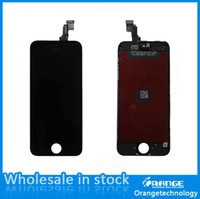Cheap For Apple iPhone for Iphone 5S 5C LCD Best LCD Screen Panels  Touch Screen Digitizer
