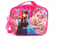 Wholesale 1pc Frozen Kids Cartoon Lunch bag frozen lunch bag style Z111