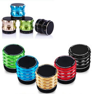 Wholesale S15 S16 S17 Mini speaker Wireless Bluetooth HIFI speakers with Strong bass Support TF Card DY