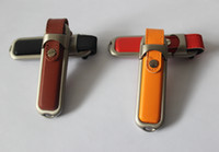 Wholesale Customized acceptable new orange leather Genuine GB GB GB USB Memory Stick Flash Pen Drive for g4 TX C9L83PA CQ45 m01TU