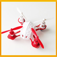 Electric 4 Channel 1:1 HUBSAN NANO Q4 H111 The world's smallest 4CH Remote Control Toys RC Helicopter 3D FLY Quadcopter