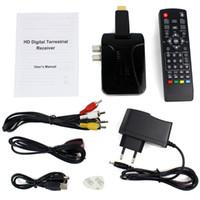 PVRs DVB-S Included HDMI 1080P MSD7816 Chip USB 2.0 MPEG4 H.264 AV IR Tuner Mini DVB T2 HD Digital Terrestrial Receiver TV Box D2298A