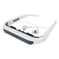 Wholesale New Virtual Private Theater System Display Screen Video Glasses Eyewear for pin iPod iPhone iPad E9009B Alishow