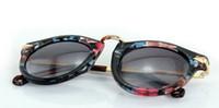 Resin Lenses Fashion Adumbral Classic Style Sunglasses Women Modern Beach Sunglasses Multi-color Sunglasses