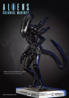 aliens marine - Aliens Colonial Marines Alien Colonial Marine Lurker Super Articulate Action Figure Collectible Model Toy quot CM MVFG174