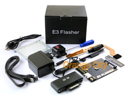 New Packing Newest Original E3 Flasher Limited edition including 11 parts accessories for PS3
