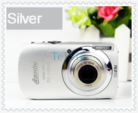 Wholesale 3 quot TFT color LCD MP digital camera x optical and x digital zoom support P video