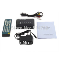 Wholesale 1080P HD USB HDMI SD MMC Multi TV Media Player can connect to TV and play all kinds of media videos