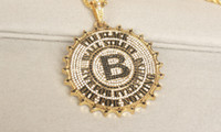angels gear - B Gear brand BLACK WALL STREET HipHop hip hop necklace men necklace