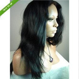 """Fashion women wigs 12""""-30"""" indian virgin human hair wigs front lace&full lace wigs with natural hairline"""