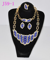 Bracelet & Necklace Celtic Women's Free Shipping--High quality costume jewelry set