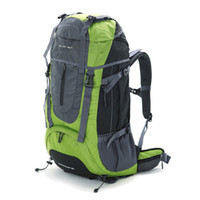 Wholesale New L OutdoorSportWaterproof Backpack Shoulder Bag Camping Hiking Travel Green W1037G