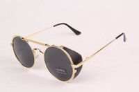 Resin abl accessories - New UV400 Anti Reflective Accessories Sun Glasses Gold Casual Resin Alloy Beach Eyewear ABL