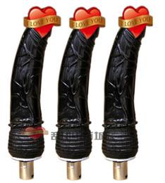 Wholesale Dildo Attachments of Piston automatic telescopic dildo machine sex machine gun toy for Couples