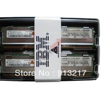 Wholesale X3650 RAM C7577 C7576 GB x8GB DDR2 ECC FBD MHz PC2 Kit Server Memory Ram
