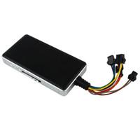 Precio de Dispositivos anti-robo de coches-En tiempo real GSM / GPRS / GPS coche perseguidor de vehículos GT06N GPS seguimiento dispositivo Muti-Funcionamiento para motocicleta / coche con sistema antirrobo Q4028A