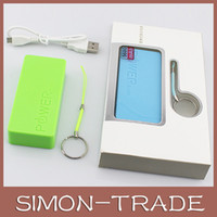 Wholesale 5600mah Fragrance Perfume Portable Power Bank Emergency External Universal Battery Charger for IP4 S IP5 S C G Galaxy S4 S3
