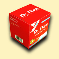 Wholesale 24Pcs Bulk Tattoo DR Numb With Display Box For Tattoo Piercing Makeup Numbs Skin Fast Pro Kits Tattooing Supply