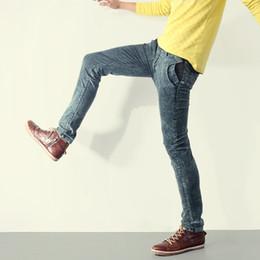 Wholesale 2014 fashion denim s Men s skinny jeans designer jeans true jeans Men jeans