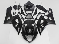 Wholesale Injection Fairings For Suzuki GSXR1000 GSX R1000 K5 ABS Plastic Motorcycle Fairing Kit Bodywork Cowling Sportbike Black New