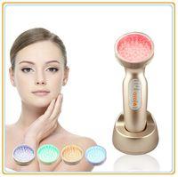 Wholesale Beauty Equipment SR FF0356 mAh IPL Beauty Device Massage Device LED Lights Skin Rejuvenation Anti aging Beauty Skin DHL