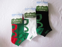 Wholesale LRG Tree LOGO Black Green White Ankle Crew Double Layer Terry Thicker Socks for Skateboarding Outdoor Sports