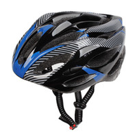 Wholesale Cycling Helmet Head Protect Cycling Protective Gear MTB Sports Wave Pattern Skating Unisex Fit for Adults Black Gray Blue
