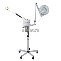 Wholesale Home Salon USE In1 Facial Steamer X Magnifying Lamp Ozone Salon Spa Beauty Machine YC708
